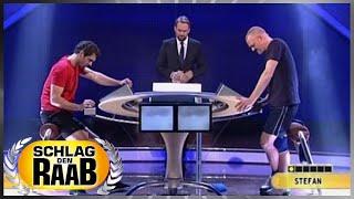 Spiel 6: Länderkunde - Show 43 - Schlag den Raab