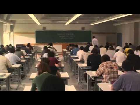 Kỹ thuật quay cóp bài ở Nhật