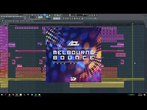 [FREE] Melbourne Bounce Drop Project by Aaron Rhodes