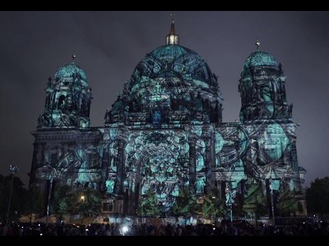 Lichterfeste: «Festival of Lights» und «Berlin leuchtet»