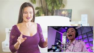 Vocal Coach Reacts to TNT Boys Flashlight