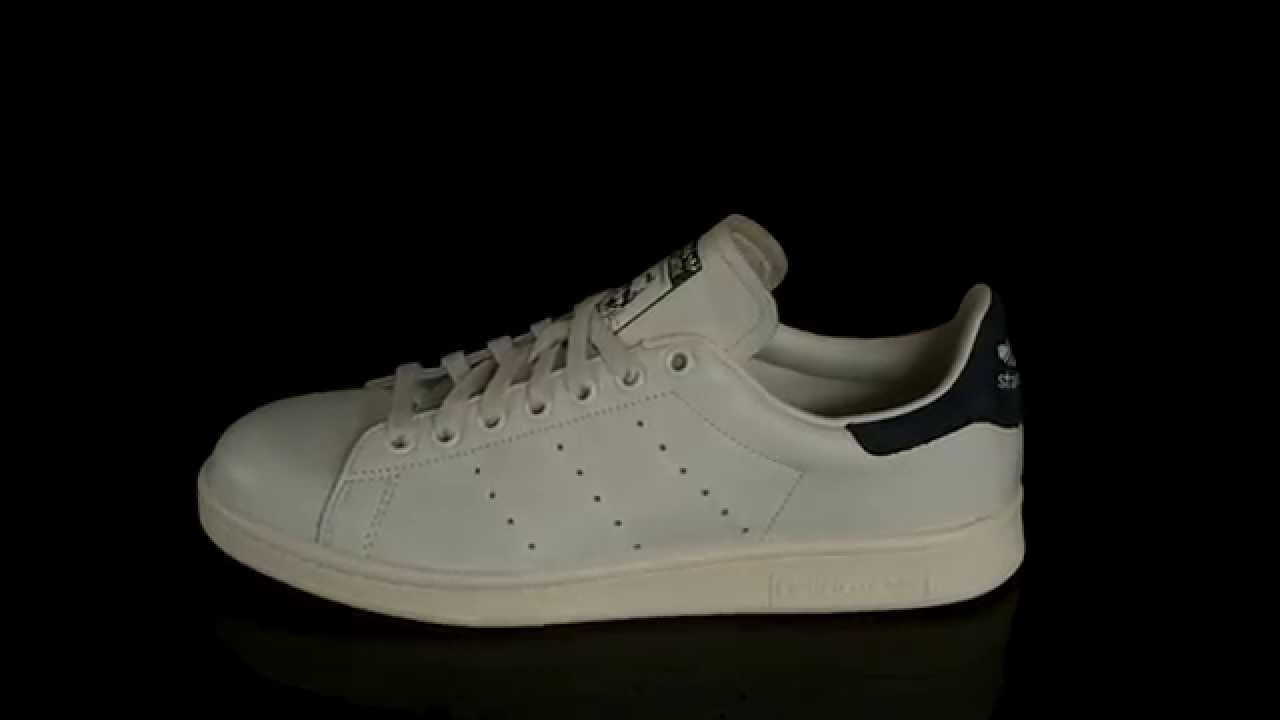 buy online f35d5 400ec Adidas Stan Smith Sneaker Neo White New Navy D67362