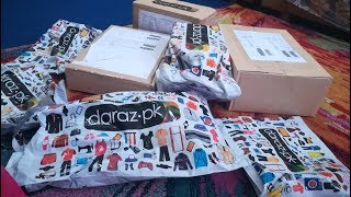 Daraz shopping haul | Honest review | Unboxing || Vlogger Bird ||