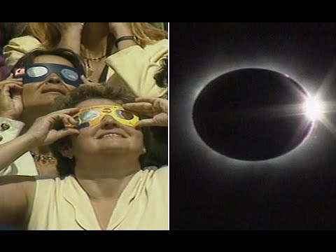 How we watched the 1999 solar eclipse - in 90 seconds