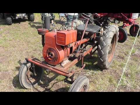 2016 Bernardston, MA Gas Engine Show