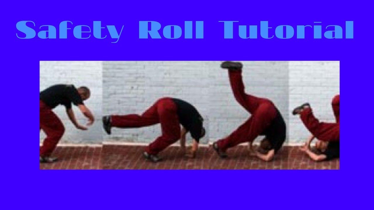 How to Do Parkour Safety Rolls