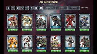 Warhammer Combat Cards: Upgrading Cards Efficiently
