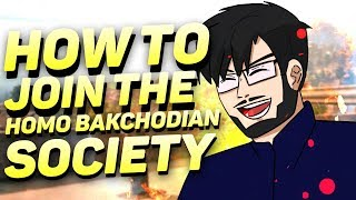 HOW TO JOIN HOMO BACKCHODIAN SOCIETY