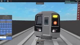 Roblox MTA Selten: R110B B Zug