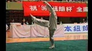 Taiji Sword 陳思坦 Chen Sitan