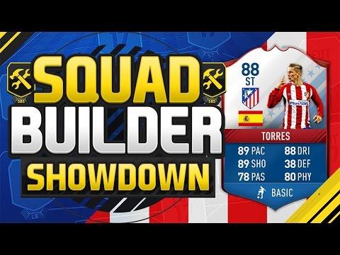 FIFA 17 SQUAD BUILDER SHOWDOWN!!! LEGENDARY FERNANDO TORRES!!! FUT Birthday Fifa 12 iMOTM Torres