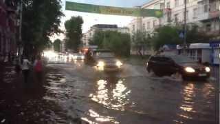 Вейкбординг на Карла-Маркса (Иркутск)
