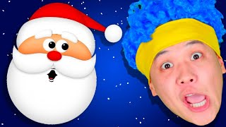 Christmas Puzzle with Santa   D Billions Kids Songs