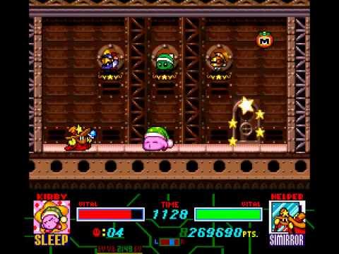 SNES Longplay [206] Kirby Super Star (2p)