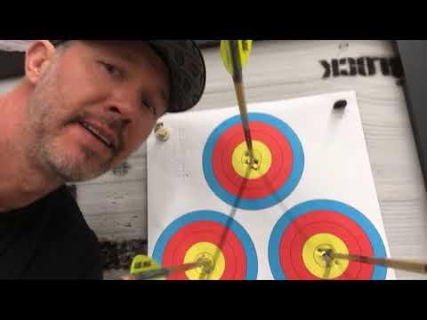 John DUDLEY Indoor Archery Training Live Dec 17