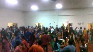 Albany Garba Dandiya 2011
