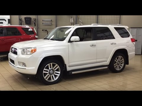 2013 Toyota 4runner For Sale >> 2013 Toyota 4runner Limited Review