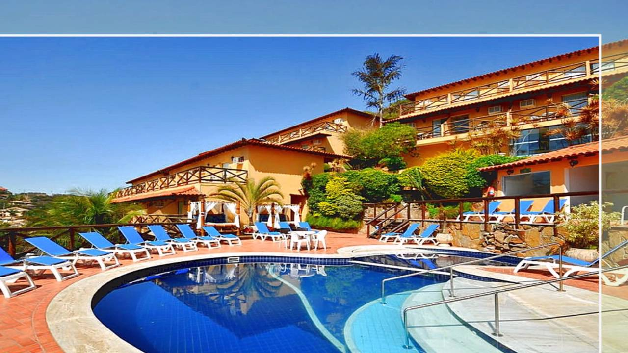 Rio Buzios Beach Hotel Brazil