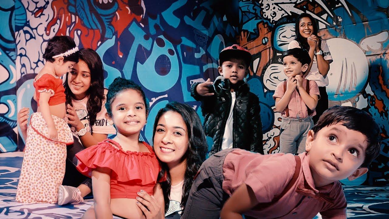 Omari Latha - Dance Cover - Kids Version - Trailer