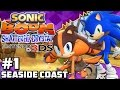 Sonic Boom: Shattered Crystal - Part 1: Seaside Coast
