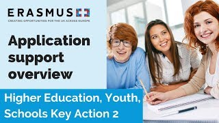 2019 Call webinar: Key Action 2 for Schools, HE, Youth - Completing the application form thumbnail