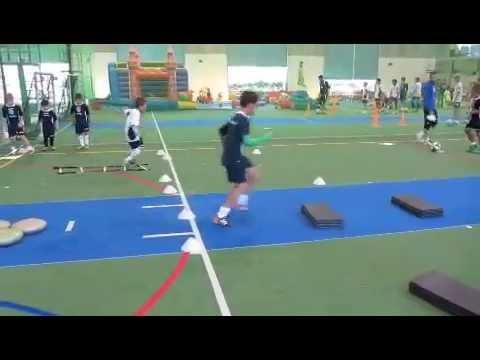 Futboltec Footwork Session. Age 7 - 10 - YouTube f4bdfe3592b27