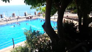 VACANZE AD ACIREALE (CT) SICILIA 2012 CAMPING PANORAMICO