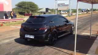 Opel Astra H OPC Big Turbo