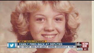 Tammy Jo Alexander's family fires back at deputies