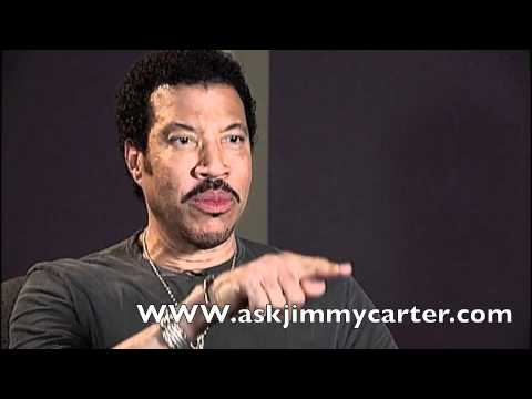 Lionel Richie on Shania Twain