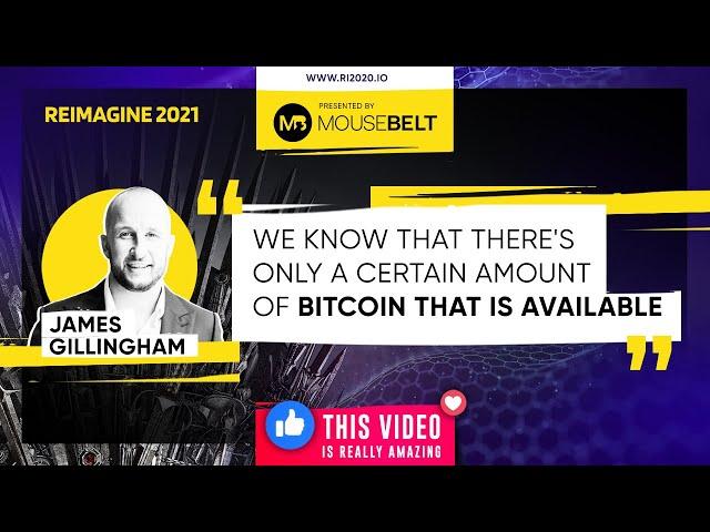 REIMAGINE 2021 - James Gillingham - Finxflo - CEO & Co-Founder - Crypto Traders Paradise
