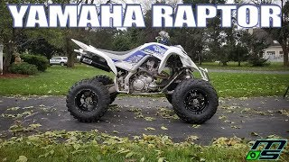 FINALLY... Project Raptor 700 is COMPLETE!!!