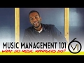 Ep. 11 - Music Management 101: What Do Music Managers Do?