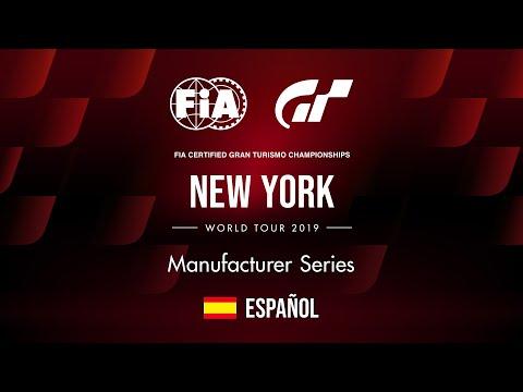 [Español] World Tour 2019 - New York | Manufacturer Series