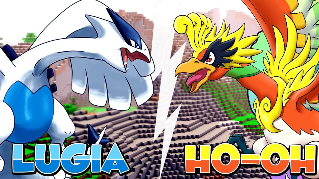 How to SPAWN LUGIA And HO-OH in Pixelmon | Minecraft Pixelmon Mod