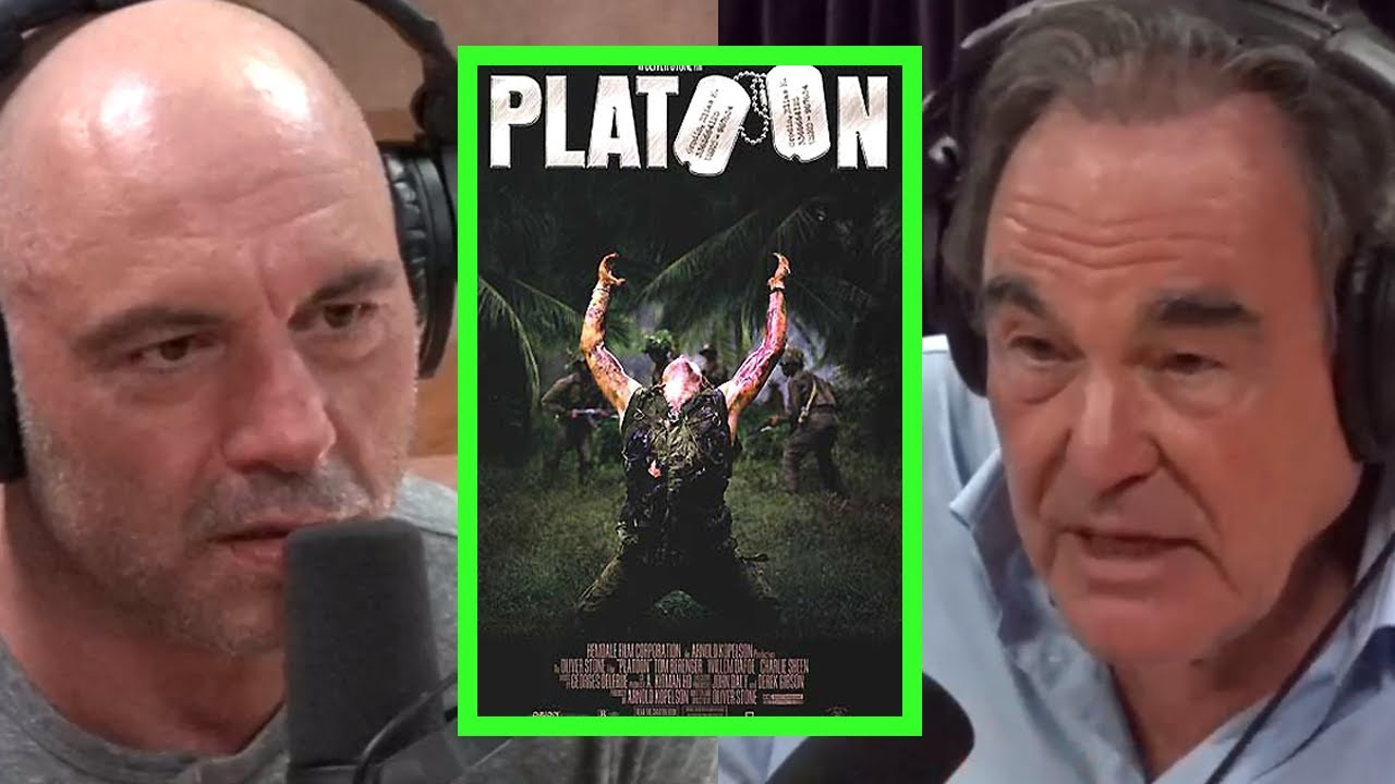 Download How Oliver Stone's Experiences in Vietnam Influenced Platoon