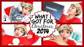 WHAT I GOT FOR CHRISTMAS 2014! My Christmas Presents ♡ Thumbnail
