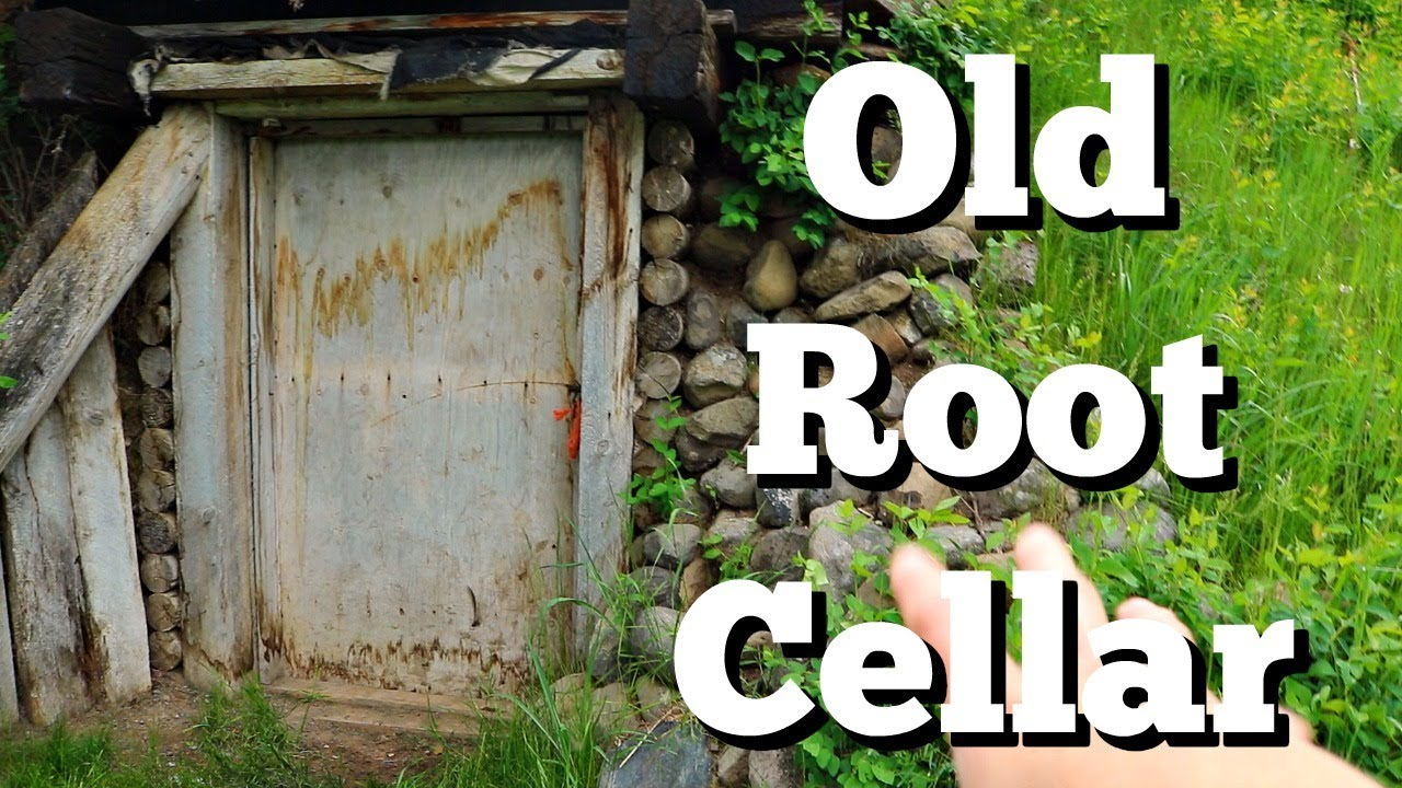 Download Our 1920's Root Cellar