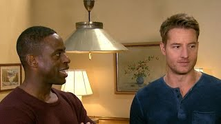 Behind the Scenes of 'This Is Us' With Justin Hartley and Sterling K. Brown