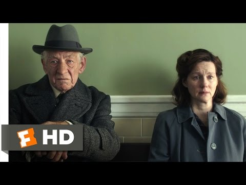 Mr. Holmes (12/12) Movie CLIP - I'm Leaving You the House (2015) HD