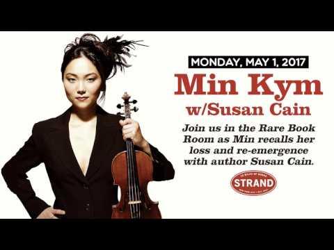 Min Kym + Susan Cain | Gone: A Girl, a Violin, a Life Unstrung