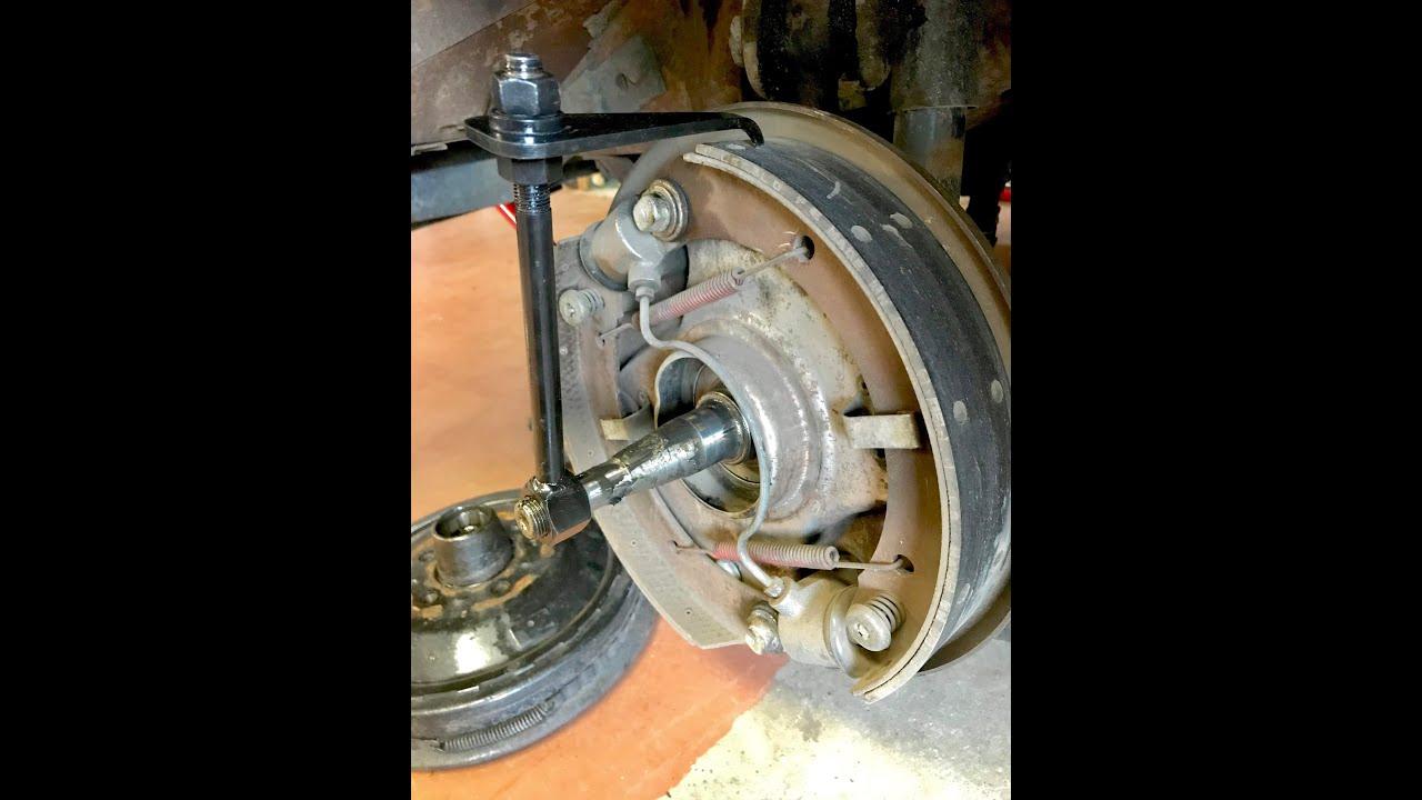 Vintage Mopar Brake Adjustment Tool Chrysler Desoto Plymouth Dodge