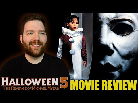 Halloween 5: The Revenge of Michael Myers - Movie Review
