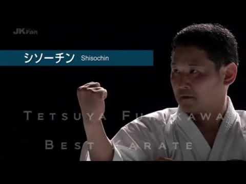 Shisochin _ Goju Ryu Karate - Tetsuya Furukawa