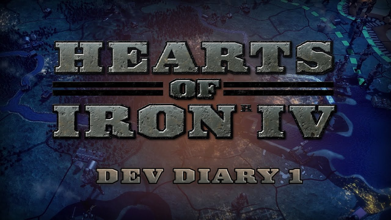 Hearts of Iron IV - Hearts of Iron 4 Wiki