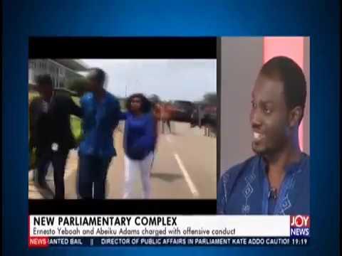 Ernesto Yeboah, 2 others released