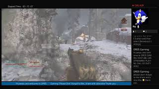 davereeves05's Live #DR05Gaming #PS4share #Call of Duty WW2  HTDM