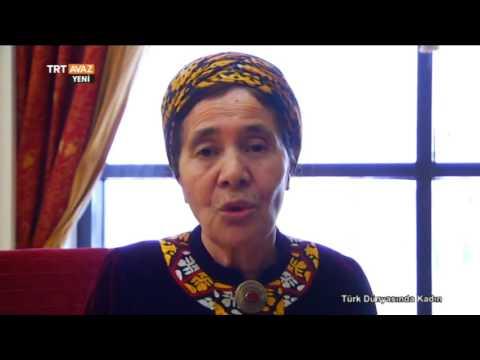 Türkmenistan - Türk Dünyasında Kadın - TRT Avaz