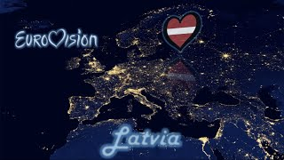 Eurovision Latvia 2000 - 2020 / Eirovīzijas Latvija 2000 - 2020
