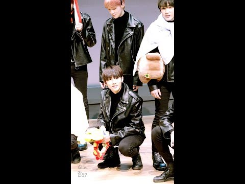 181229 Fansign Event - No Air 더보이즈 THE BOYZ 선우 SUNWOO FOCUS